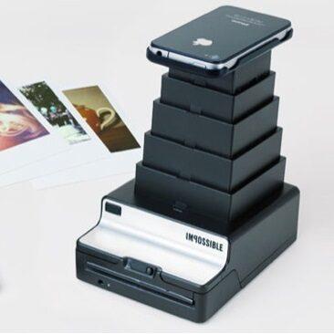 Impossible Instant Lab – wywoływanie zdjęć z iPhone'a