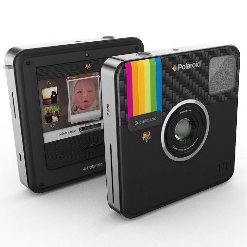Instagram Socialmatic Camera – od konceptu do rzeczywistości