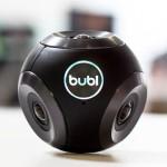 Bubl – sferyczna kamerka do nagrywania panoramicznych filmów