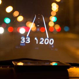 HUDWAY – aplikacja nawigacyjna z opcją wyświetlania HUD
