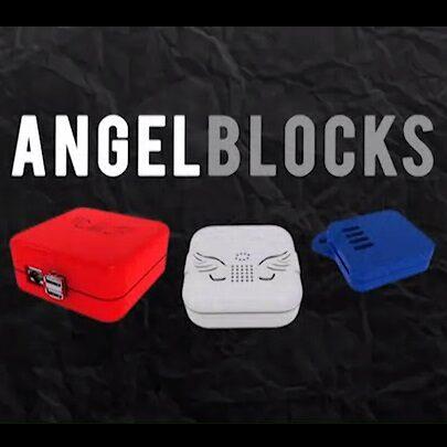 AngelBlocks – zestaw sensorów i tagów dla inteligentnego domu