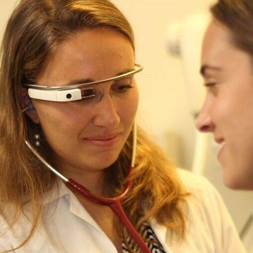 Augmedix – okulary Google Glass w gabinecie lekarskim