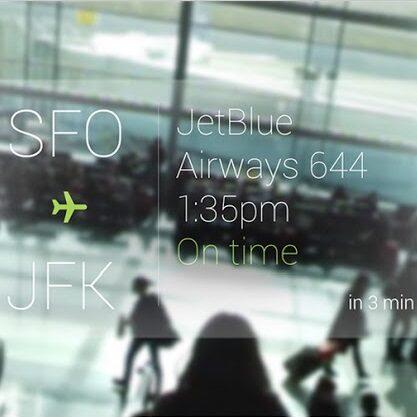 Linie lotnicze JetBlue prezentują użycie Glass na lotnisku