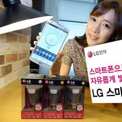 LG Smart Bulb – żarówki z kontrolą ze smartfona