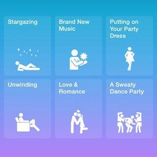 Blog: Songza – słuchaj muzyki w zależności od warunków pogodowych
