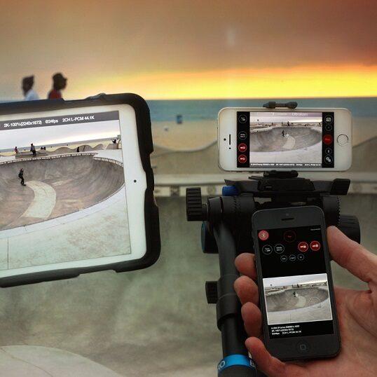 Nagrywaj video w rozdzielczości 2K na swoim iPhone 5, 5C lub 5S