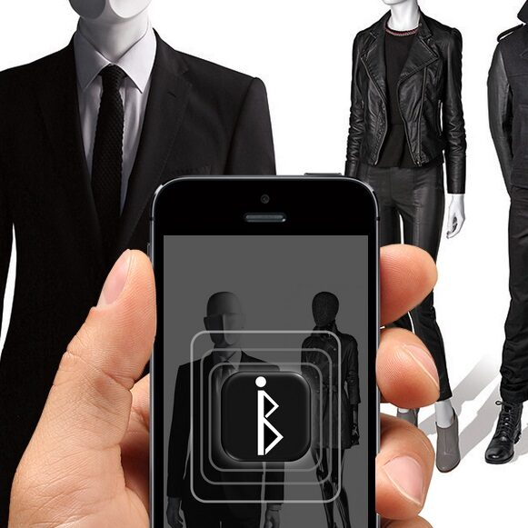 VMBeacon – nadajniki z informacjami w inteligentnym manekinie