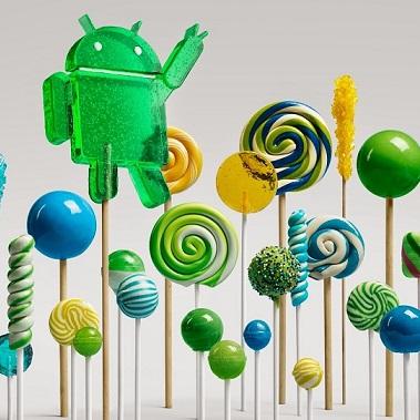Android 5.0 – czas posmakować lizaka.