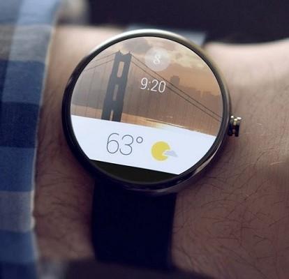 Możliwości zegarka z Android Wear