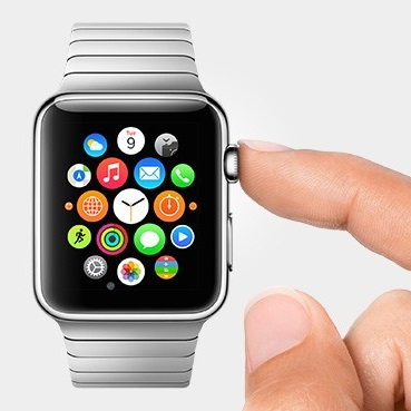 Apple Watch – smart watch na 2015 rok.