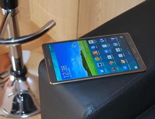 Mój test Samsunga Galaxy Tab S 8.4