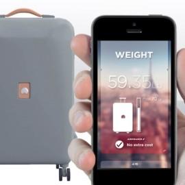 Delsey Pluggage – inteligentny bagaż z aplikacją mobilną
