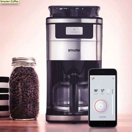Smarter WiFi Coffee Machine – inteligentny ekspres do kawy