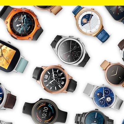 Smartwatche Android Wear