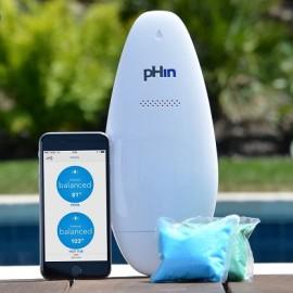 pHin – mobilne technologie pozwolą zadbać o wodę w basenie