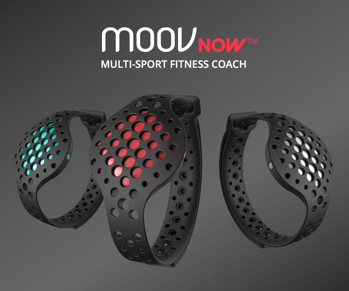 Moov Now tracker