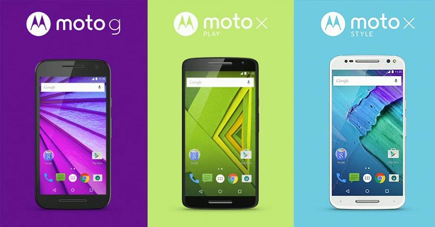 Moto X Style vs Moto X Play vs Moto G