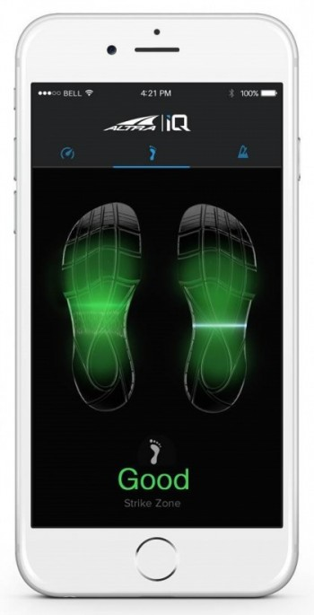 Altra IQ app