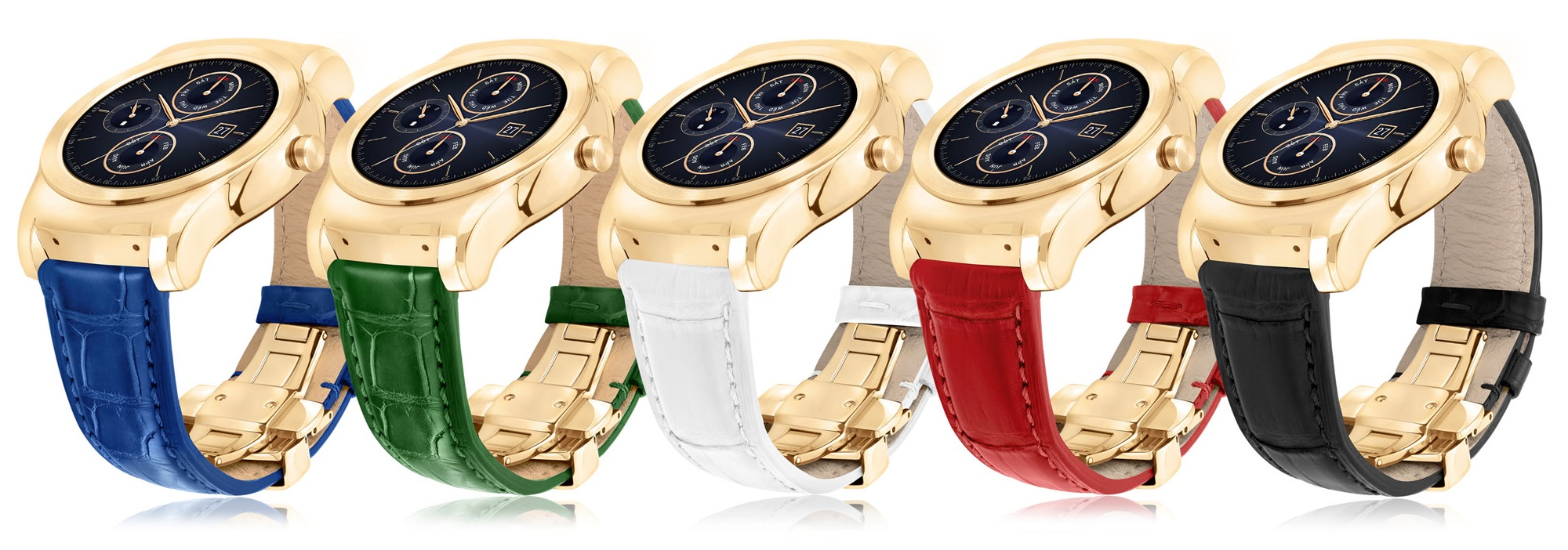 LG Watch Urbane Luxe Gold