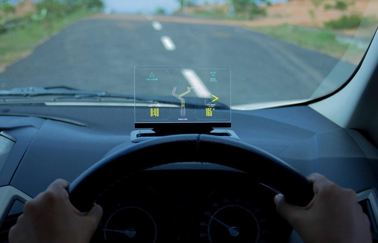 Exploride GPS