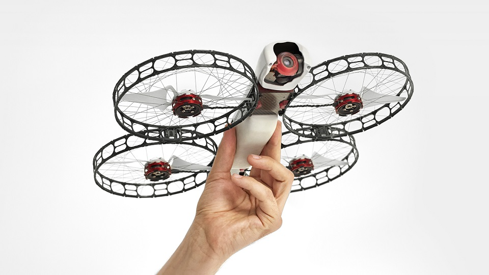 Snap drone