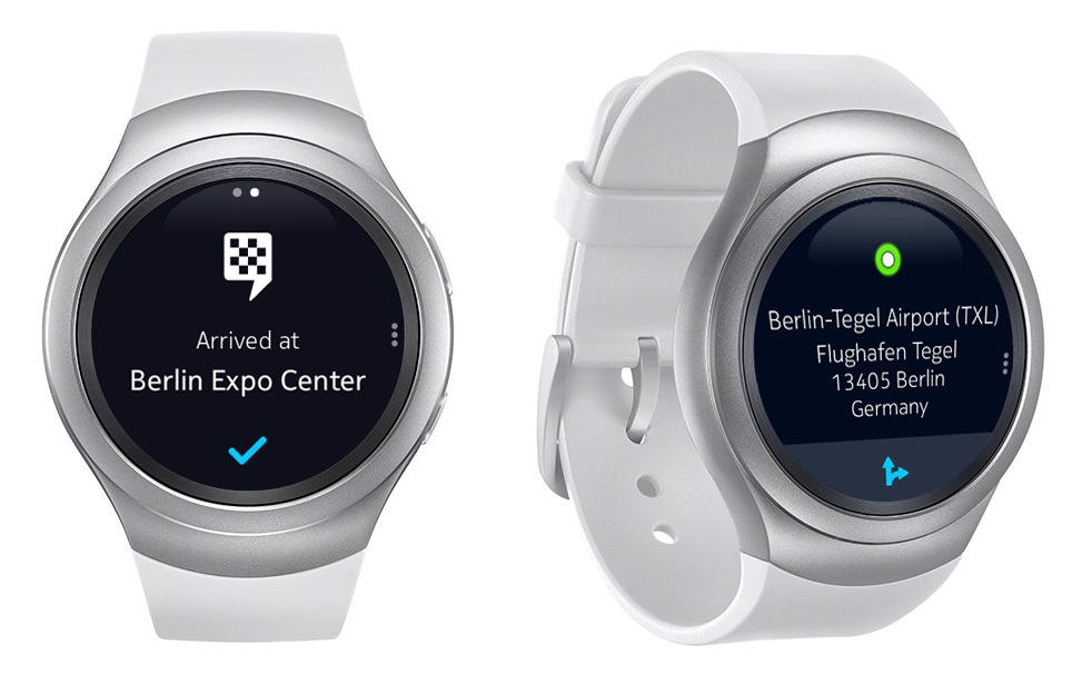 gear s 2 here maps
