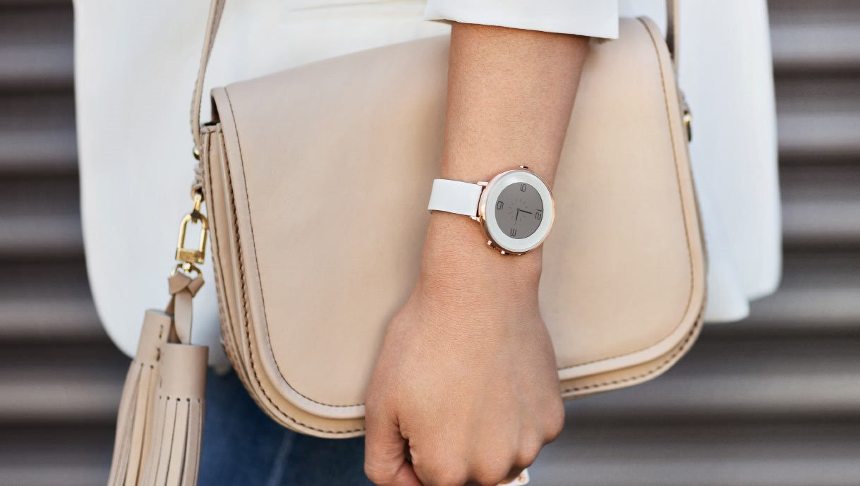 pebble time round women