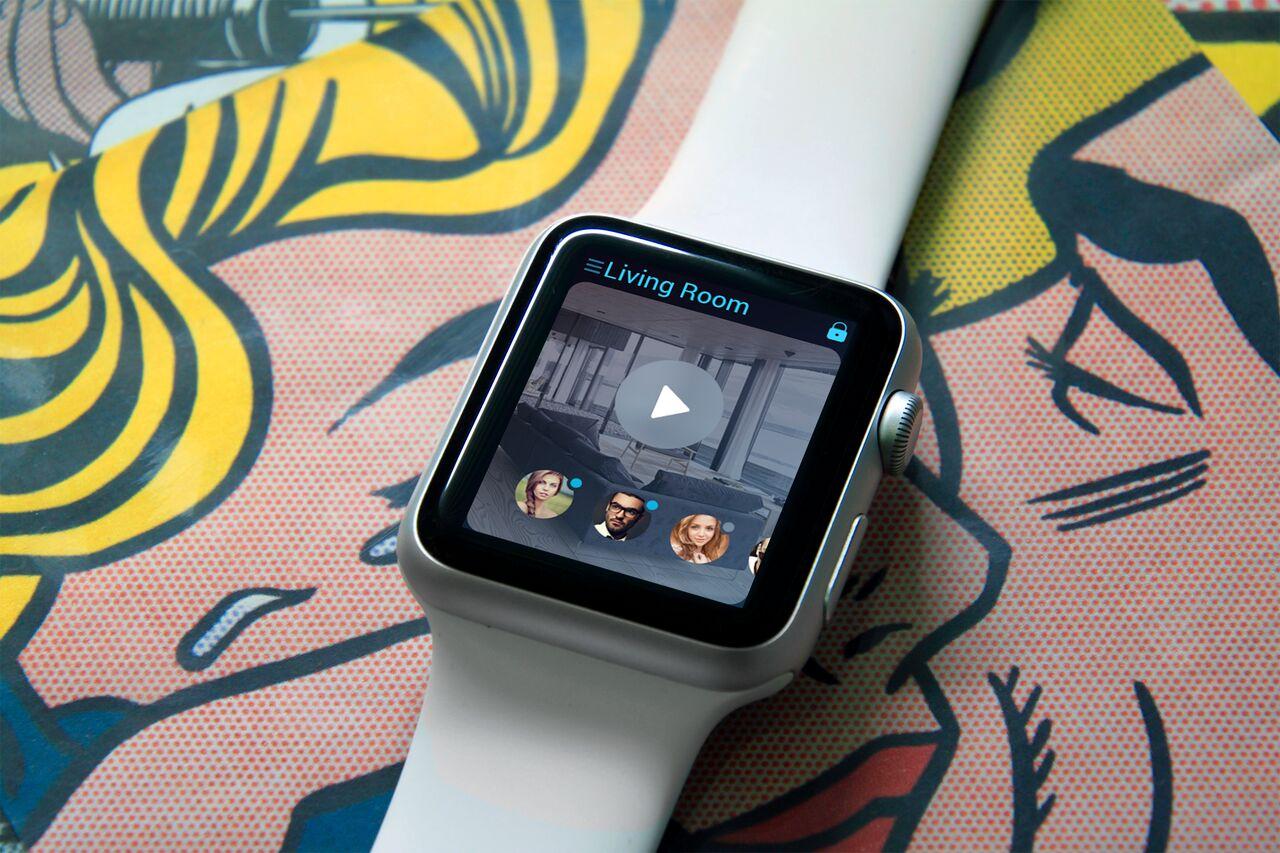 Angee Apple Watch
