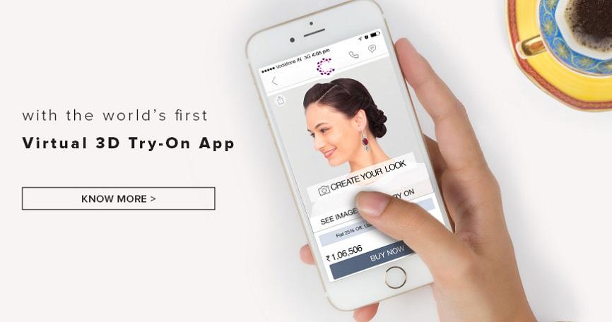 CaratLane app
