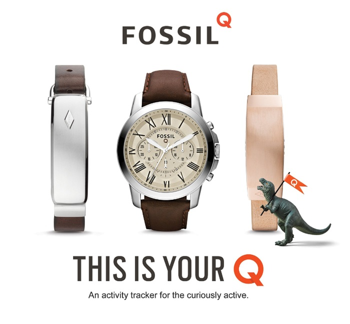 Fossil Q wearable