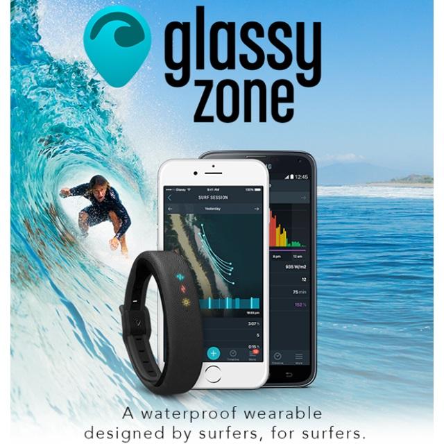 Glassy Zone