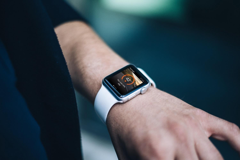 Human Apple Watch