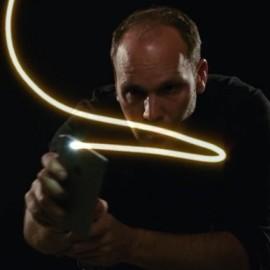 AirPencil – malowanie światłem przez smartfon