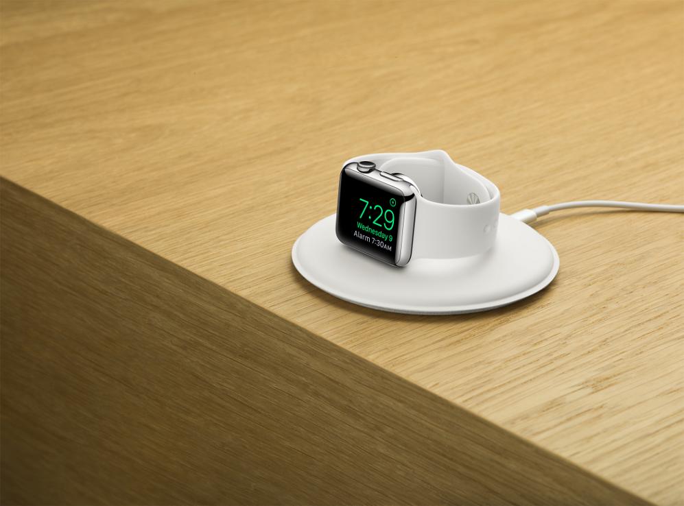 Apple Watch stacja