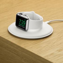 Oficjalna stacja dokująca z Cupertino dla Apple Watch