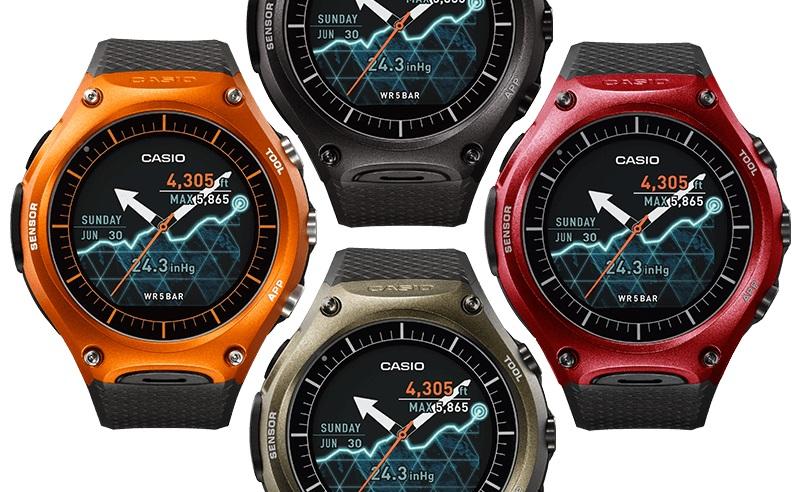 Casio-smartwatch