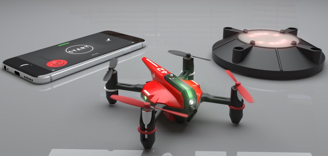 Drone n Base (2)