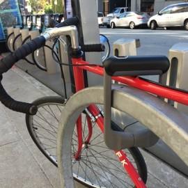 Grasp Lock – smart kłódka do roweru i czytnik linii papilarnych