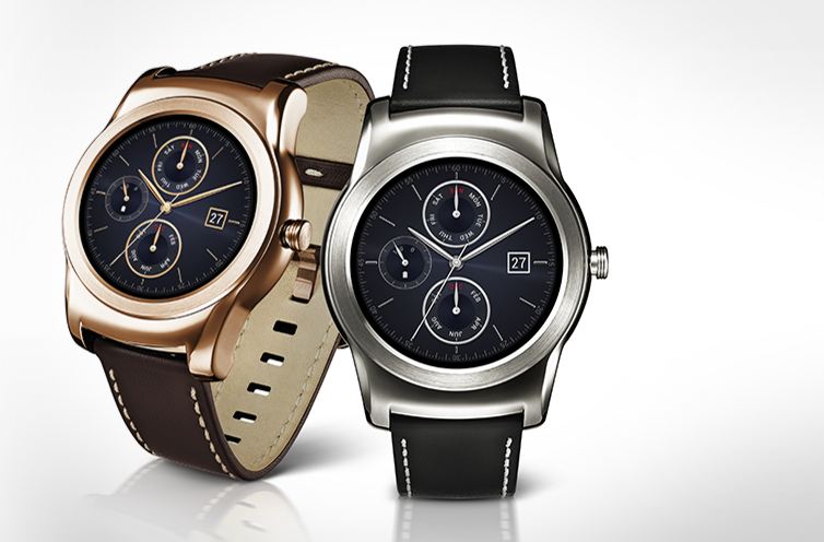 LG Watch Urbane Android Wear
