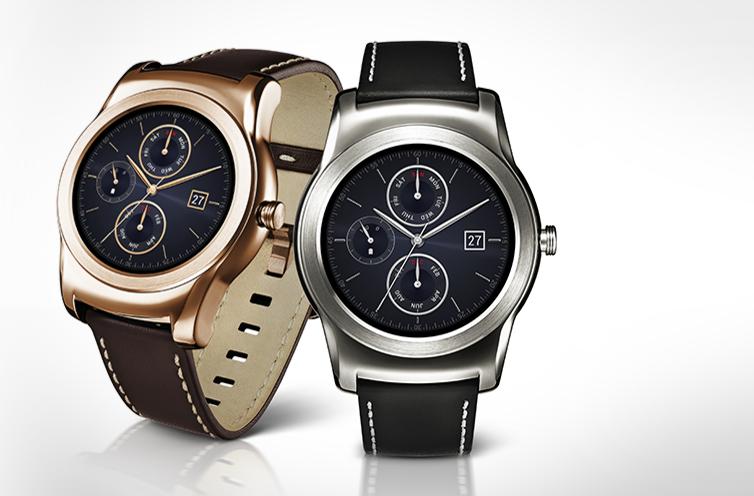 LG Watch Urbane Android Wear