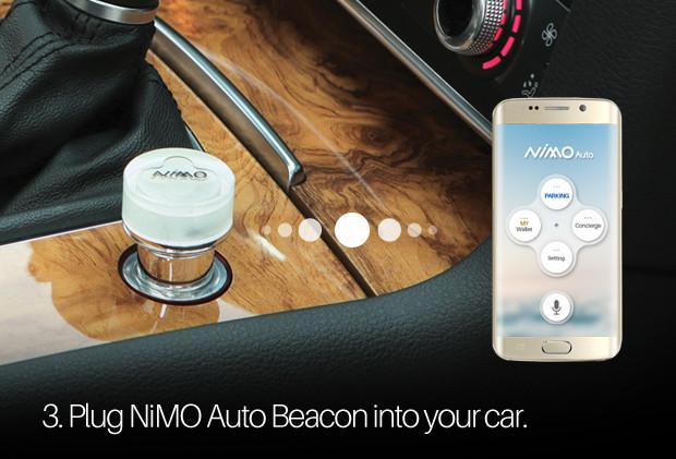 Nimo Parker app