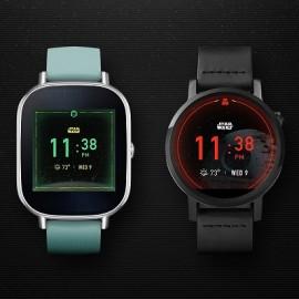 Gwiezdne Wojny są wszędzie, nawet na smartwatchach