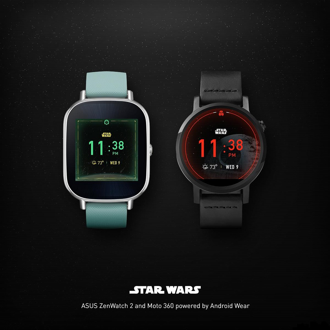 Star Wars Android Wear