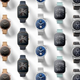 Smartwatche z Android Wear – co je różni? który wybrać?
