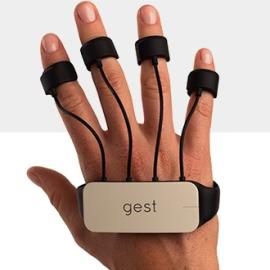 """Gest – """"rękawiczka"""" z gestowym interfejsem obsługi"""