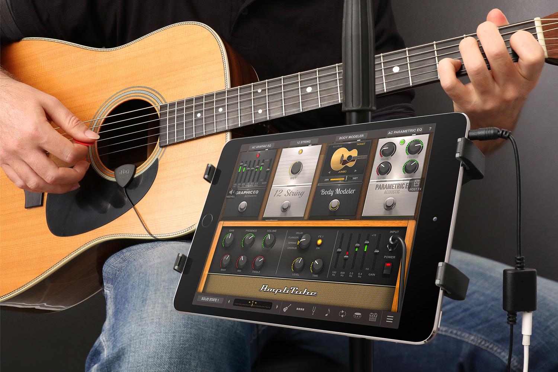 iRig Acoustic app