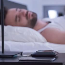 Juvo – kompleksowy system analizy snu i pomoc w zasypianiu.