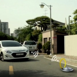 NiMo Parker – inteligentny manager parkowania z beaconami