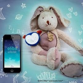 Oliba – zamień zwykłego pluszaka w inteligentną zabawkę