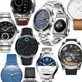 Klasyczne i szwajcarskie smartwatche – to już spory dział